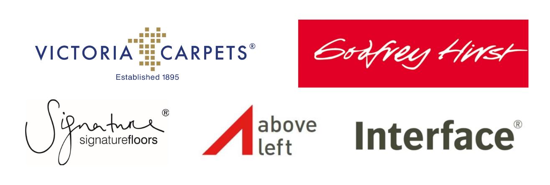 Commercial Carpet Brand Manufacturers Sydney - Eastwood Carpets Stockists