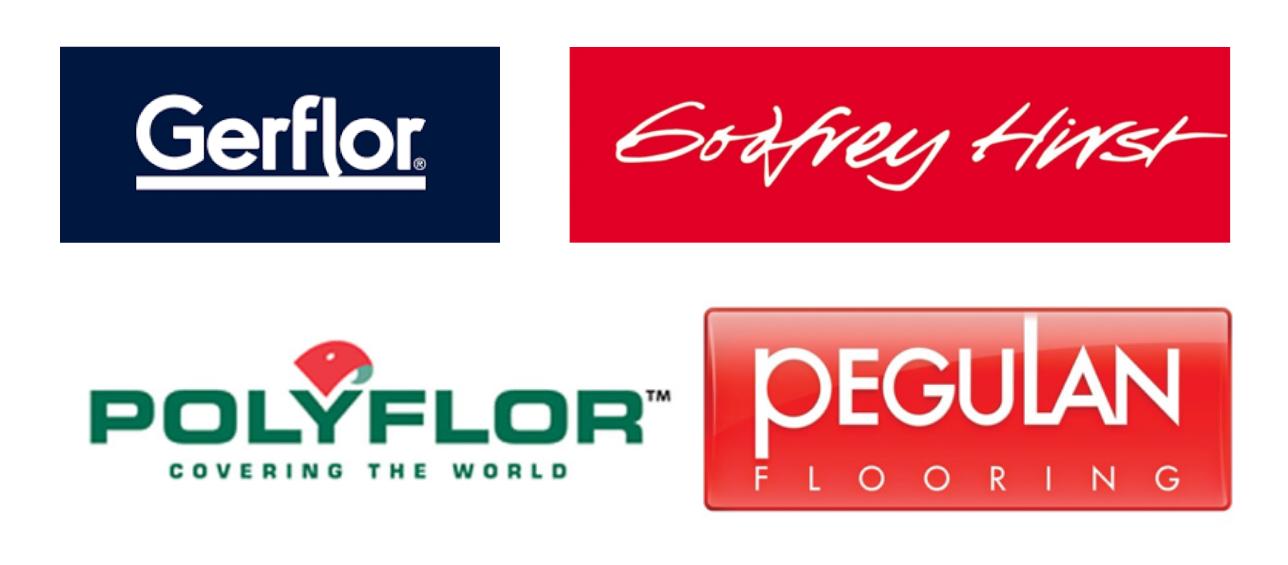 Vinyl Brand Manufacturers Sydney - Eastwood Carpets Stockists